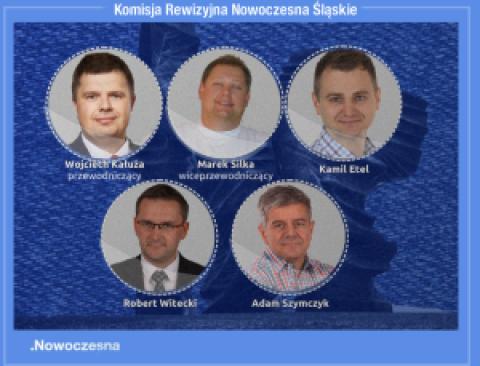 Komisja Rewizyjna po pierwszym posiedzeniu