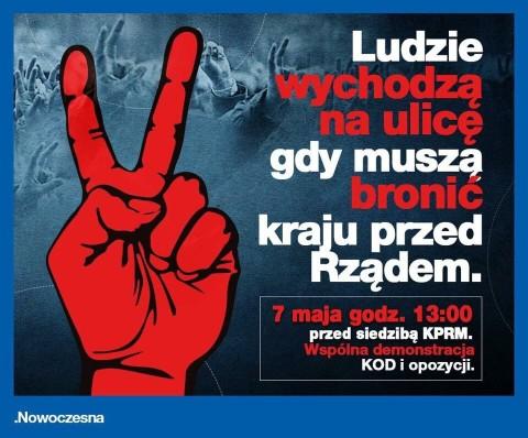 Dołącz do Manifestacji!