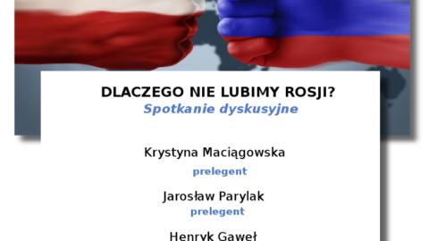 Spotkania dyskusyjne koła Nowoczesnej w Rudzie Śląskiej