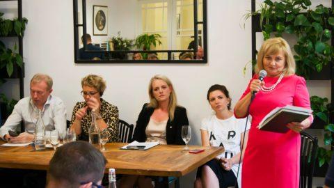Jakim prawem? Debata o równouprawnieniu i Europie.